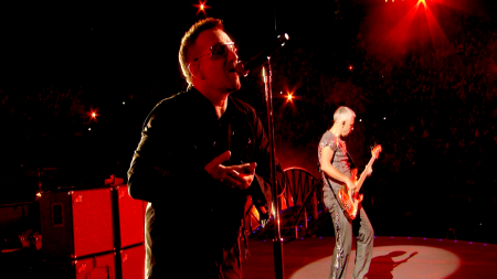 U2 - 360�  Live At The Rose Bowl (DVD)+[Blu-Ray]
