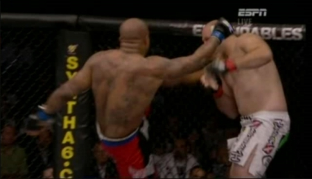 UFC 115 - Liddell vs Franklin