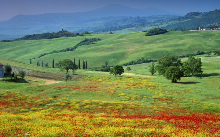 Italy Landscapes and Cityscapes HD