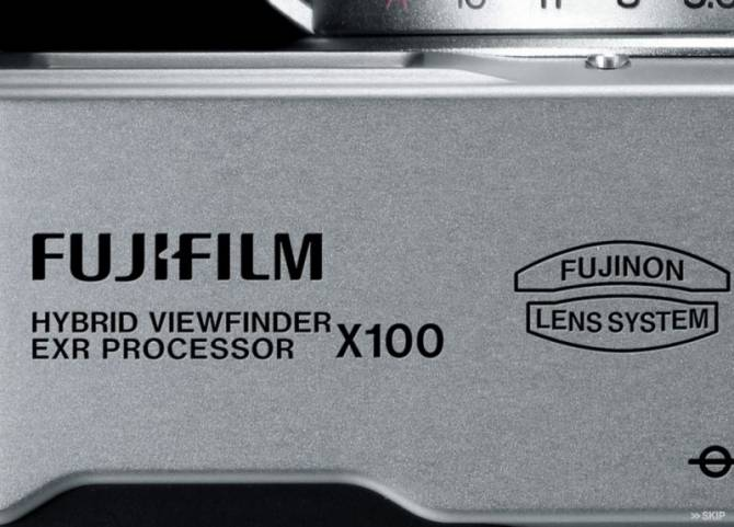 Fujifilm FineFix X100