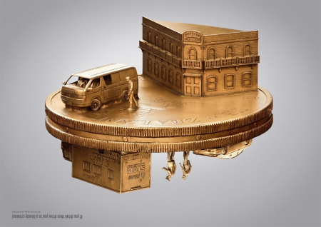 Gold Creative Adwards