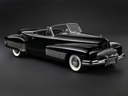 Classical American cars. Buick