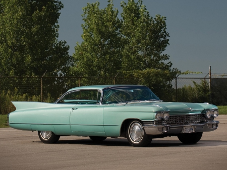 Classical American cars. Cadillac