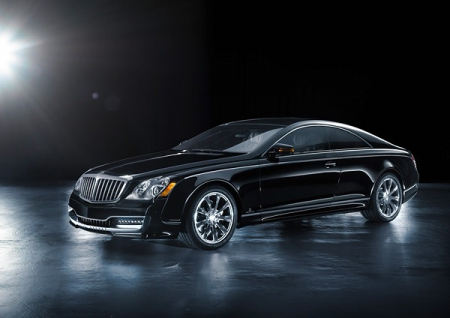 Maybach 57S Coupe: они сделали это!