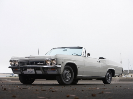 Classical American cars. Chevrolet