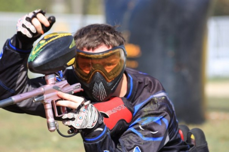 Турнир по спортивному Paintballу