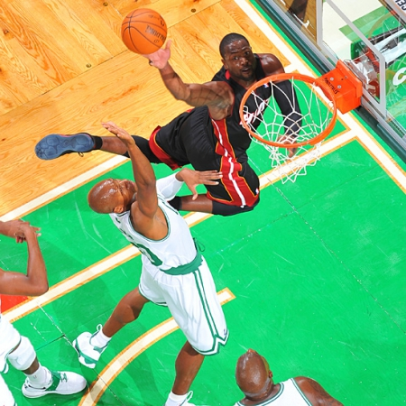 NBA 2010-2011 / Miami Heat @ Boston Celtics / 26.10.2010