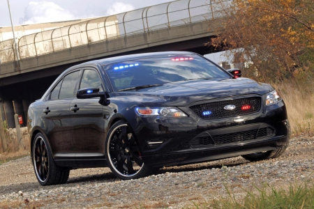 Ford Taurus PI Stealth