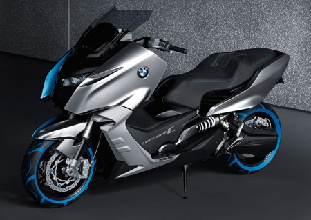 BMW Concept С Scooter