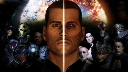 Mass Effect 2 - Those Who Save Us