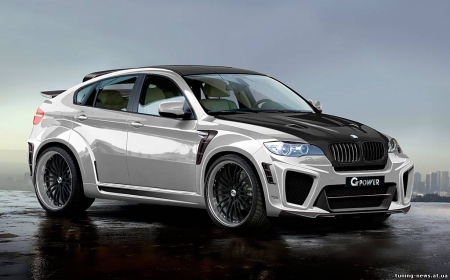 900-������� ��������� G-Power X6 Typhoon RS Ultimate V10