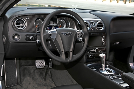 Новый Anderson Bentley GT Speed Elegance Edition в строгом лимите