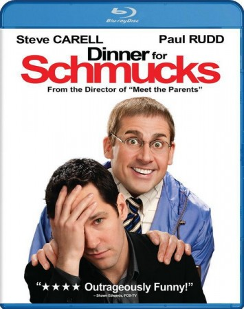 ���� � ���������� / Dinner for Schmucks (���� ���� / Jay Roach) [2010, ���, �������, HDRip] VO