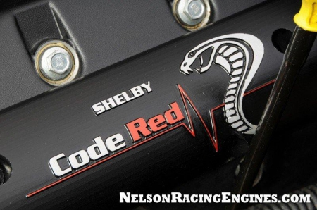 Shelby Code Red - 1000 сил для Mustang!