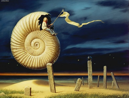 Michael Whelan Shells