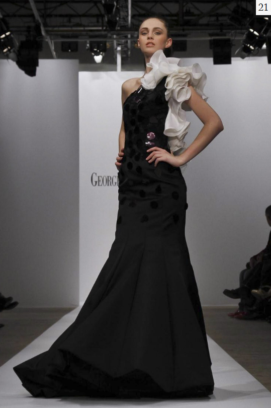 Georges Chakra Spring 2011 Couture