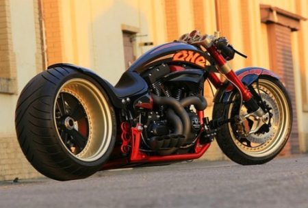 Harley-Davidson  Fat Attack The ONE