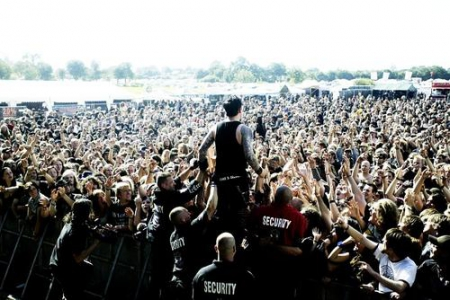 Rock N Roll Forever 5!!! Volbeat!!