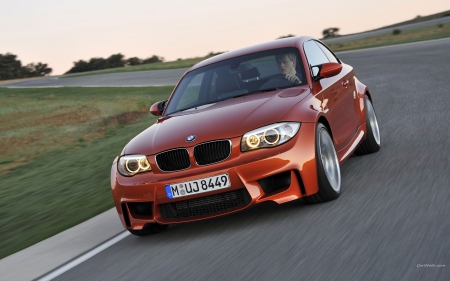 BMW 1-series M Coupe (HD Wallpapers)