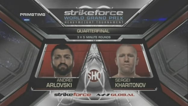 Strikeforce - Fedor vs Silva (ДВА ГЛАВНЫХ БОЯ ТУРНИРА)