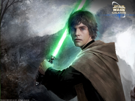 Star Wars Galaxies - Trading Card Game (Wallpapers Collection)