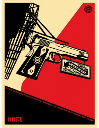 Obey Giant Shepard Fairey