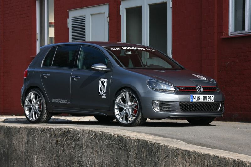 Wunschel Sport and Volkswagen Golf GTI