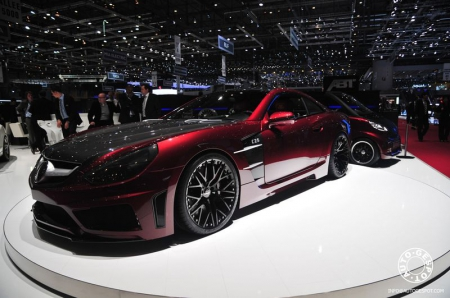 Carlsson показали C25 Royale Super GT