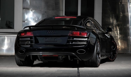 Audi R8 Hyper Black Edition от Anderson Germany