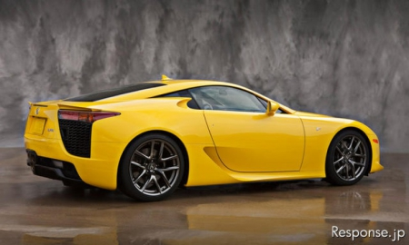 Lexus LFA Full Production Model