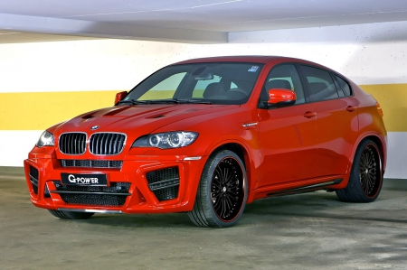 BMW G-Power X6