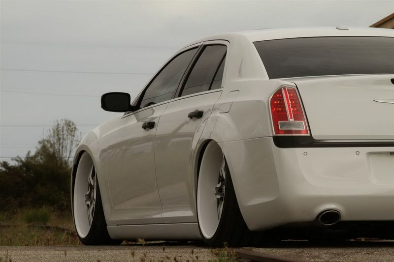 Крутой тюнинг Chrysler 300