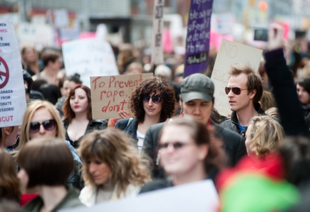 Slutwalk in Toronto