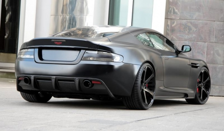 Aston Martin DBS Superior Black Edition от Anderson Germany