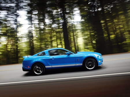 Wallpapers - Ford Mustang