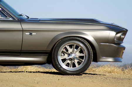 Classic Recreations Eleanor Mustang 1967