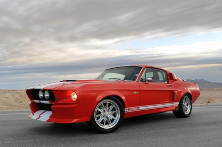 1967 Ford Mustang Shelby GT 500cr