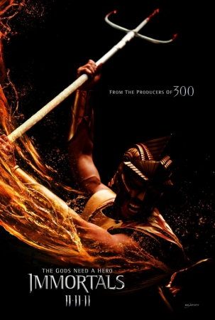 Война богов: Бессмертные  Immortals ( трейлер )