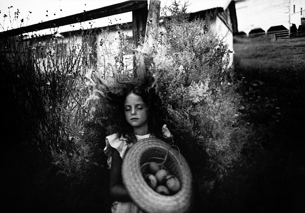 Фотоработы Sally Mann