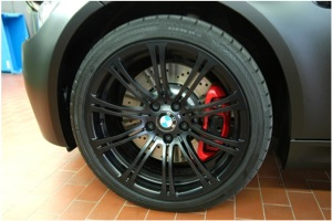BMW представил M3 Frozen Black Edition