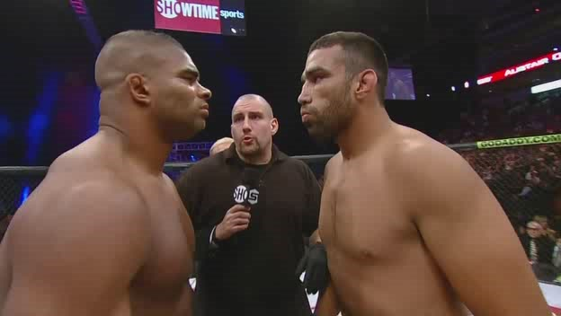 Strikeforce World Grand Prix Heavyweight Tournament: Overeem vs. Werdum [2011 г., MMA, HDTVRip]