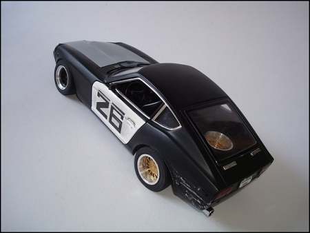 SCALE METAL CARS (yordy)