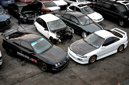 JDM Style Tuning