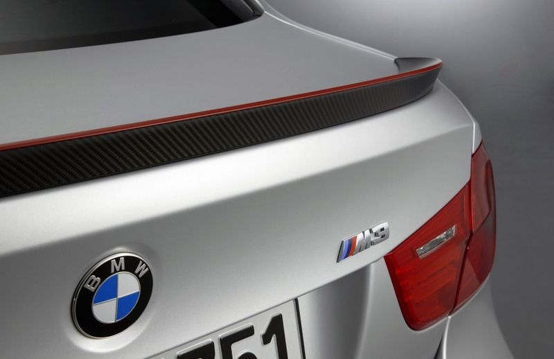 BMW M3 Carbon Racing Technology