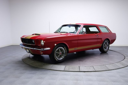 1965 Ford Mustang Station Wagon