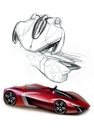 Ferrari World Design Contest 2011