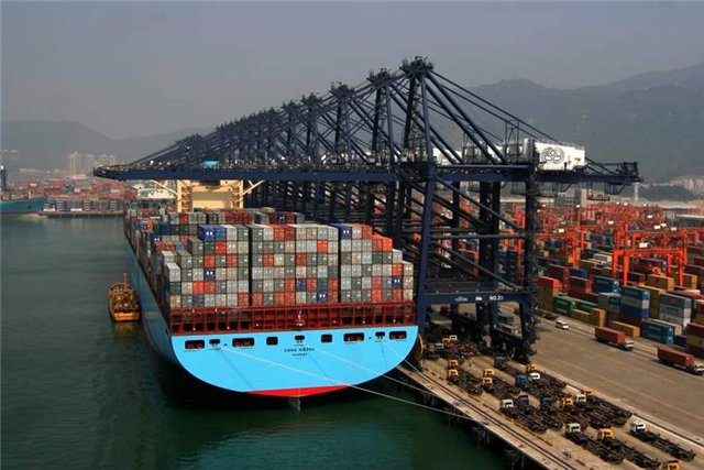 The Maersk Line