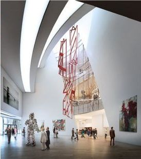 ������������� ������ ����� �Museum of Contemporary Art in Milan� �� ������� ���������