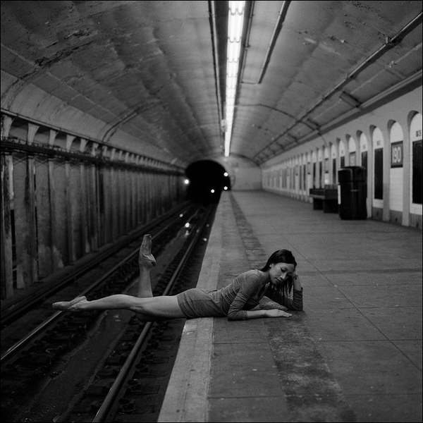 Dane Shitagi — The New York City Ballerina Project