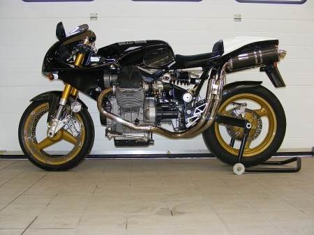 Ghezzi Brian 1260 Super twin